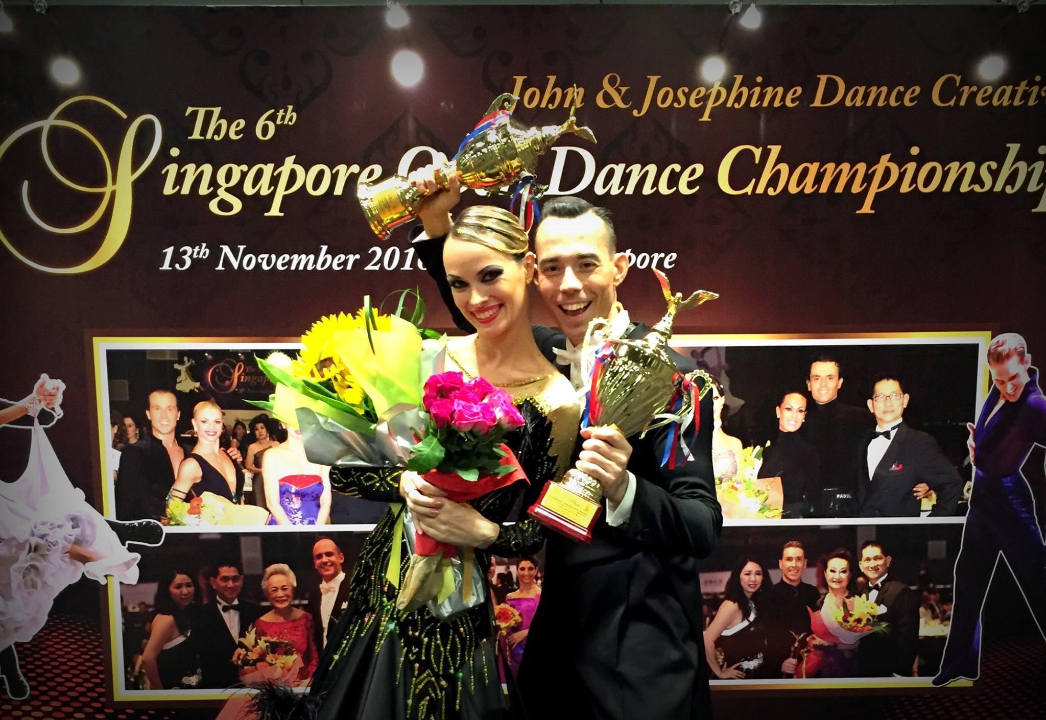 32 Singapore Dance Championship